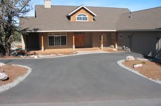 Redmond Oregon Driveway
