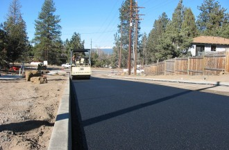 Street Paving in Central Oregon