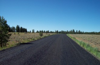 Malheur Lane Resurfacing