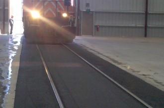 Prineville Railroad Depot