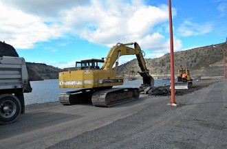 Round Butte Dam