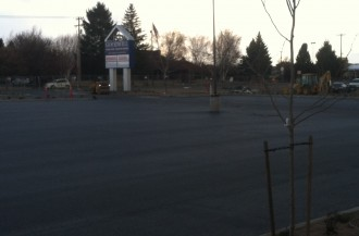 Redmond Goodwill Parking Lot Paving